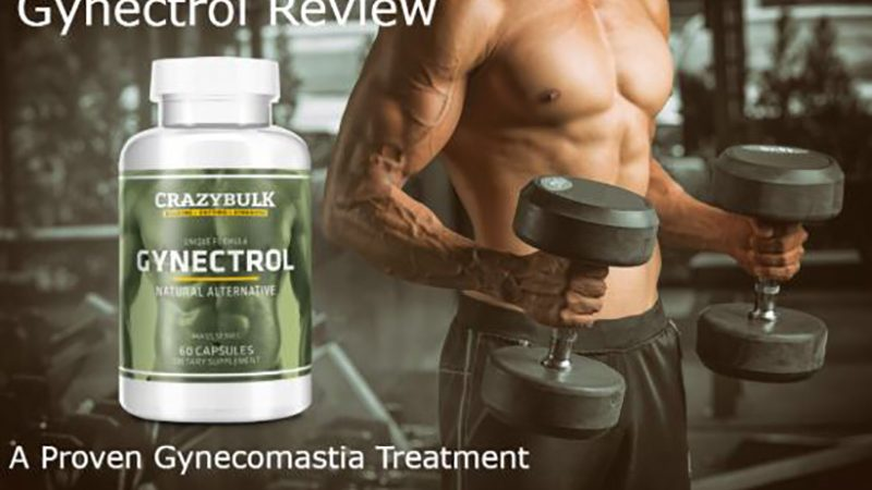 Gynectrol pills for effective gynecomastia treatment
